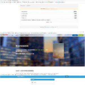 2020年5月最新PHP运营级彩虹HACK易支付系统源码 全破解去后门