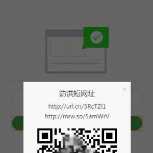 响应式域名防红码 v1.02修复 防红二维码