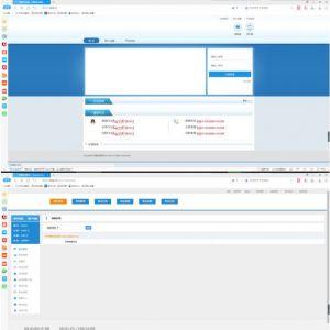 最新可用PHP卡盟源码开源 自适应蓝色模板
