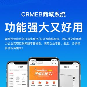 CRMEB商城系统3.24全功能带直播插件完整版