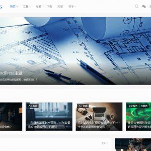 价值998元的WordPress自媒体MNews2.4版本主题下载