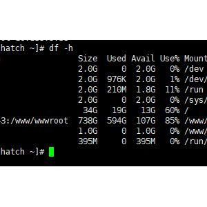 Centos7配置nfs挂载磁盘,可用于内网组建和远程共享