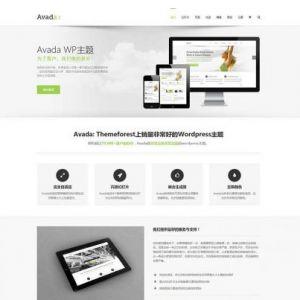 WordPress主题Avada v5.8.2多功能企业主题去授权无限制版本