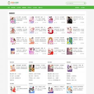 WordPress免费小说网站源码 XSnov主题