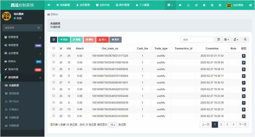 已测小清新币圈免公众号版源码+对接支付+推广K线正常+视频教程 第3张