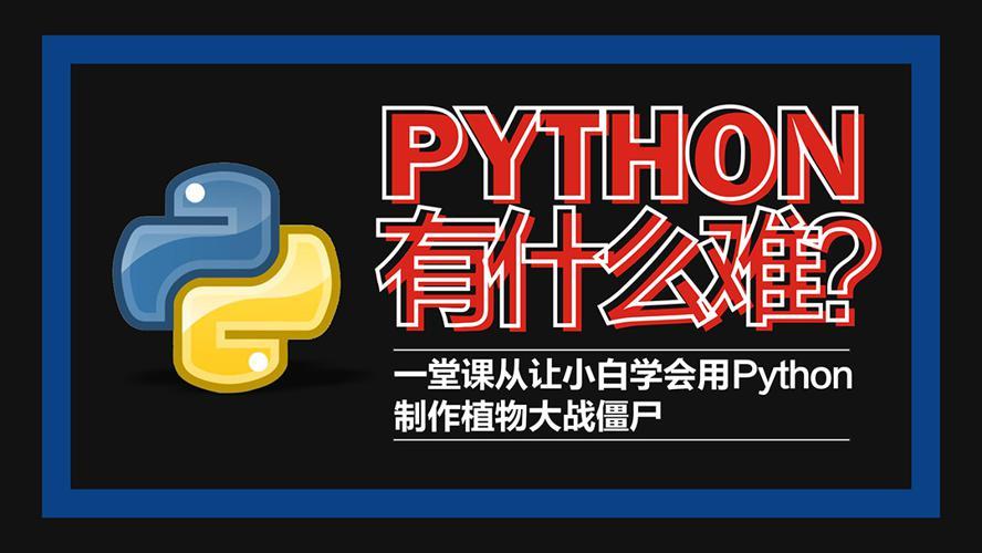Python轻松入门到项目实战视频课程 第1张