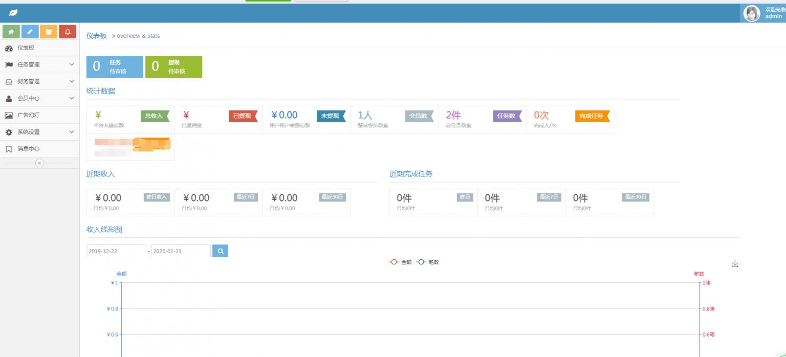 [亲测]抖赞系统源码自动挂机赚钱完整版微信朋友圈源码 运营版可封装APP 第3张
